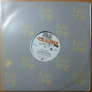 ALPHONSE MOUZON - By all means / Do I have to? - 12 inch 33 rpm