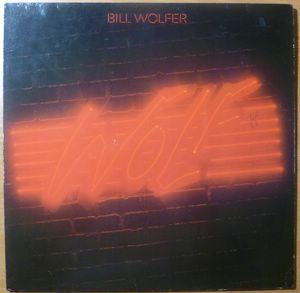 BILL WOLFER - Wolf - LP