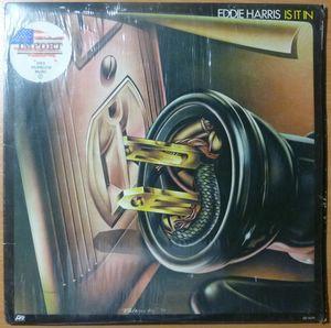 EDDIE HARRIS - Is it in - LP