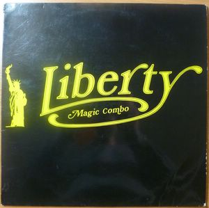MAGIC COMBO - Livberty - LP