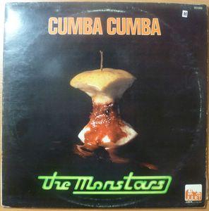 THE MONSTARS - Cumba Cumba - LP