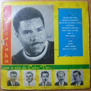 DJOSINHA COM A VOZ DE CABO VERDE - Same - LP