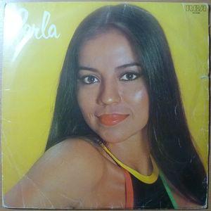 PERLA - Nosso amor sera um hino - LP