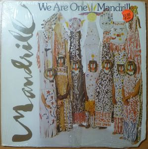 MANDRILL - We are one - LP