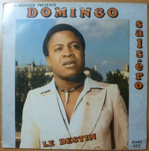 DOMINGO SALSERO - Le destin - LP