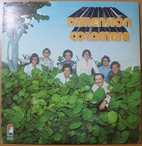 DIMENSION COLOMBIA - Same - LP