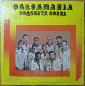 ORQUESTA NOVEL - Salsamania - LP