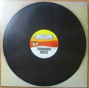 CONJUNTO UNIVERSAL - Tremendo disco - LP