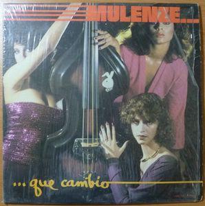 MULENZE - Que cambio - LP