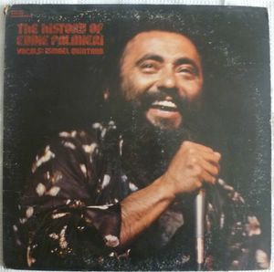 EDDIE PALMIERI - The history of - Double LP Gatefold