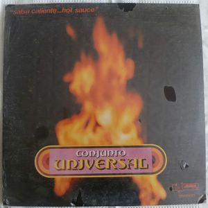 CONJUNTO UNIVERSAL - Same - LP