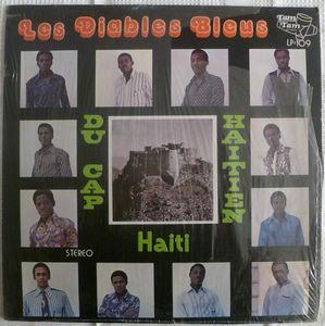LES DIABLES BLEUS DU CAP HAITIEN - Same - LP