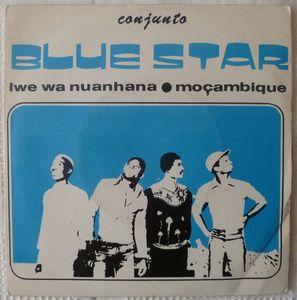 CONJUNTO BLUE STAR - Iwe wa nuanhana - 7inch (SP)