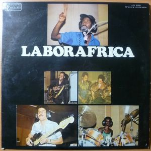 LABORAFRICA - Same - LP