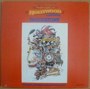 BLOODSTONE - Train ride to Hollywood - LP