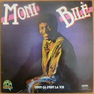 MONI BILE - Tout ca c'est la vie - LP