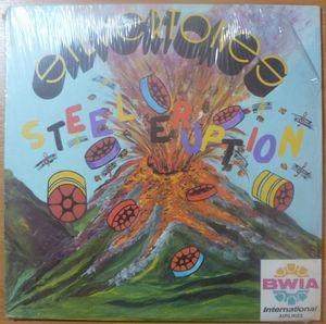 Silverstones Steel eruption