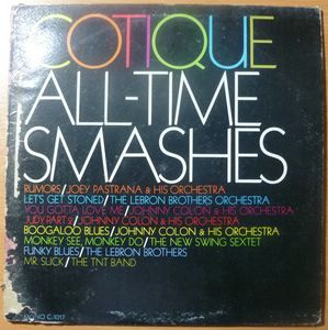 VARIOUS - Cotique all-time Smashes - LP