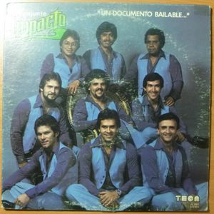 CONJUNTO IMPACTO - Un documento bailable - LP