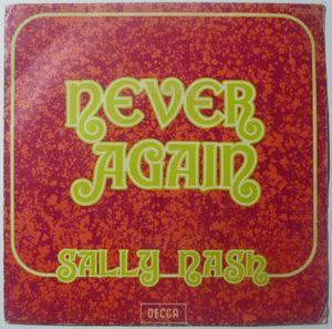SALLY NASH - Never again / A fool like you - 7inch (SP)