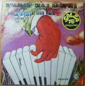 EDDIE PALMIERI - The sun of Latin music - LP