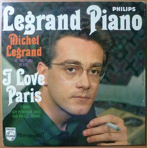 MICHEL LEGRAND - Legrand piano - LP