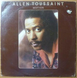 ALLEN TOUSSAINT - Motion - LP
