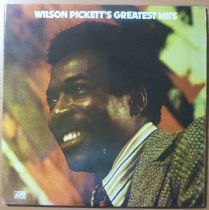 WILSON PICKETT - Greatest hits - Double LP Gatefold