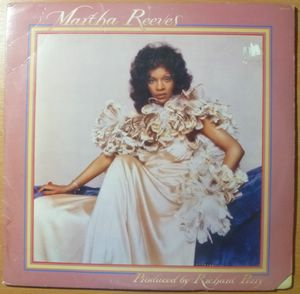 MARTHA REEVES - Same - LP
