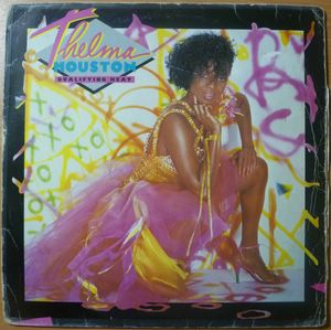 THELMA HOUSTON - Qualifying heat - LP