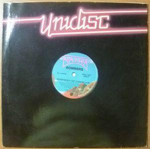 BOMBERS - (Everybody) Get dancin' / Soul Makossa / Big Blow - 12 inch 33 rpm