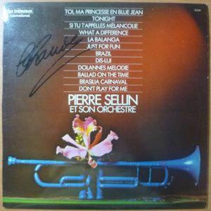 PIERRE SELLIN ET SON ORCHESTRE - Same - LP