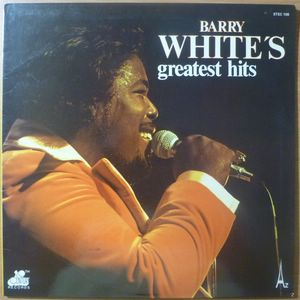 BARRY WHITE - Greatest hits - LP Gatefold