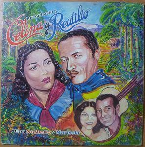 CELINA Y REUTILIO - Recordando a - LP