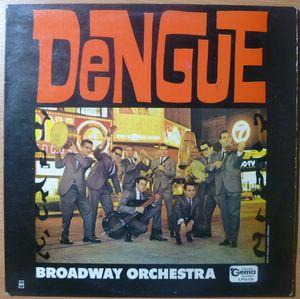 BROADWAY ORCHESTRA - Dengue - LP