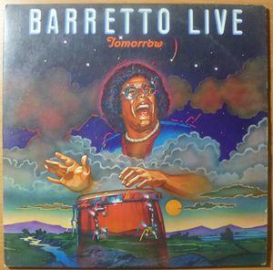 RAY BARRETTO - Tomorrow - Double LP Gatefold