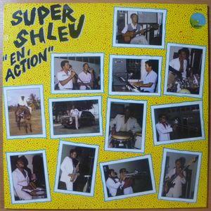 SUPER SHLEU - En action - LP