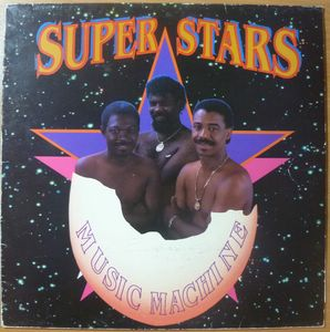 SUPER STARS - Music machine - LP