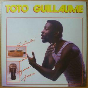 TOTO GUILLAUME - Elimbi na ngomo - 33T