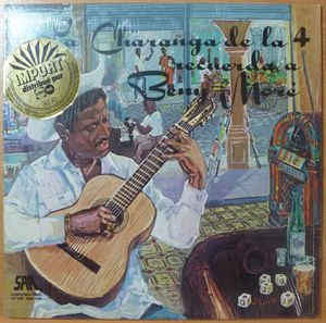 CHARANGA DE LA 4 - Recuerda a Beny More - LP