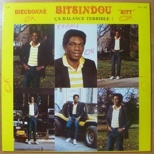 DIEUDONNE BITSINDOU - Ca balance terrible - LP