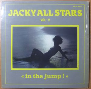 JACKY ALL STARS - In the jump - LP