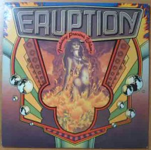 ERUPTION FEATURING PRECIOUS WILSON - Same - LP