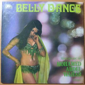 MOHAMED ABDEL WAHAB - Belly Dance - LP
