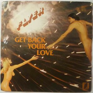 FLYER - Get back your love - 7inch (SP)