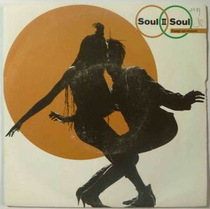 SOUL II SOUL - Keep on movin - 7inch (SP)