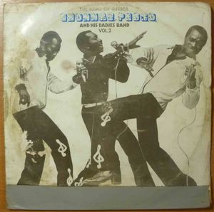 GNONNAS PEDRO AND HIS DADJES BAND - same - LP