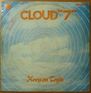 CLOUD 7 - Keep on tryin' - LP