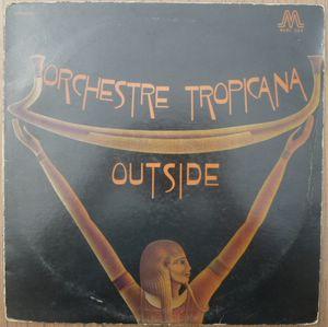 ORCHESTRE TROPICANA - Outside - LP