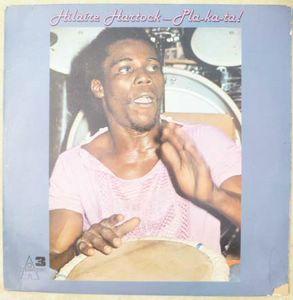 HILAIRE HARTOCK - Pla-Ka-ta - LP